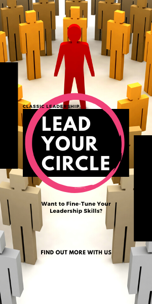 train your leadership circle